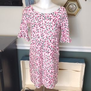 Lilly Pulitzer tunic dress size small floral